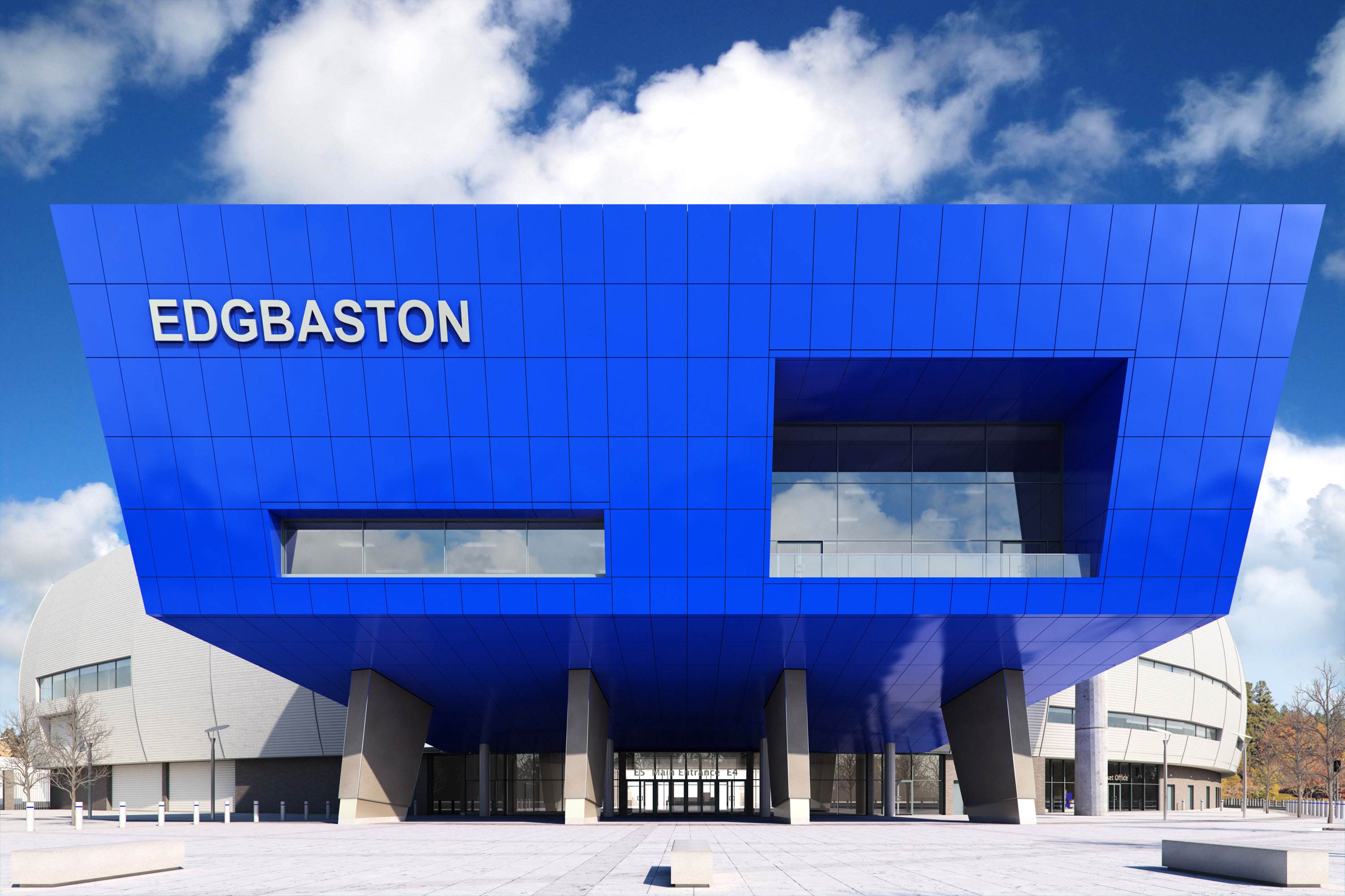 Edgbaston 3D