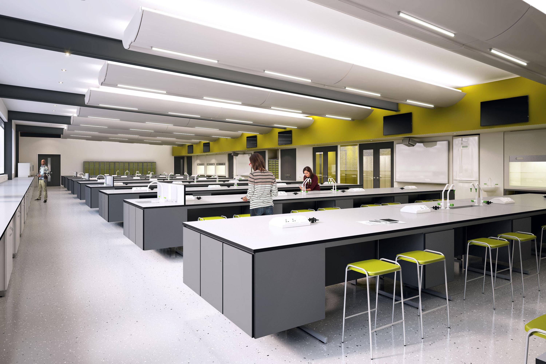 Lancaster Uni Bio Lab