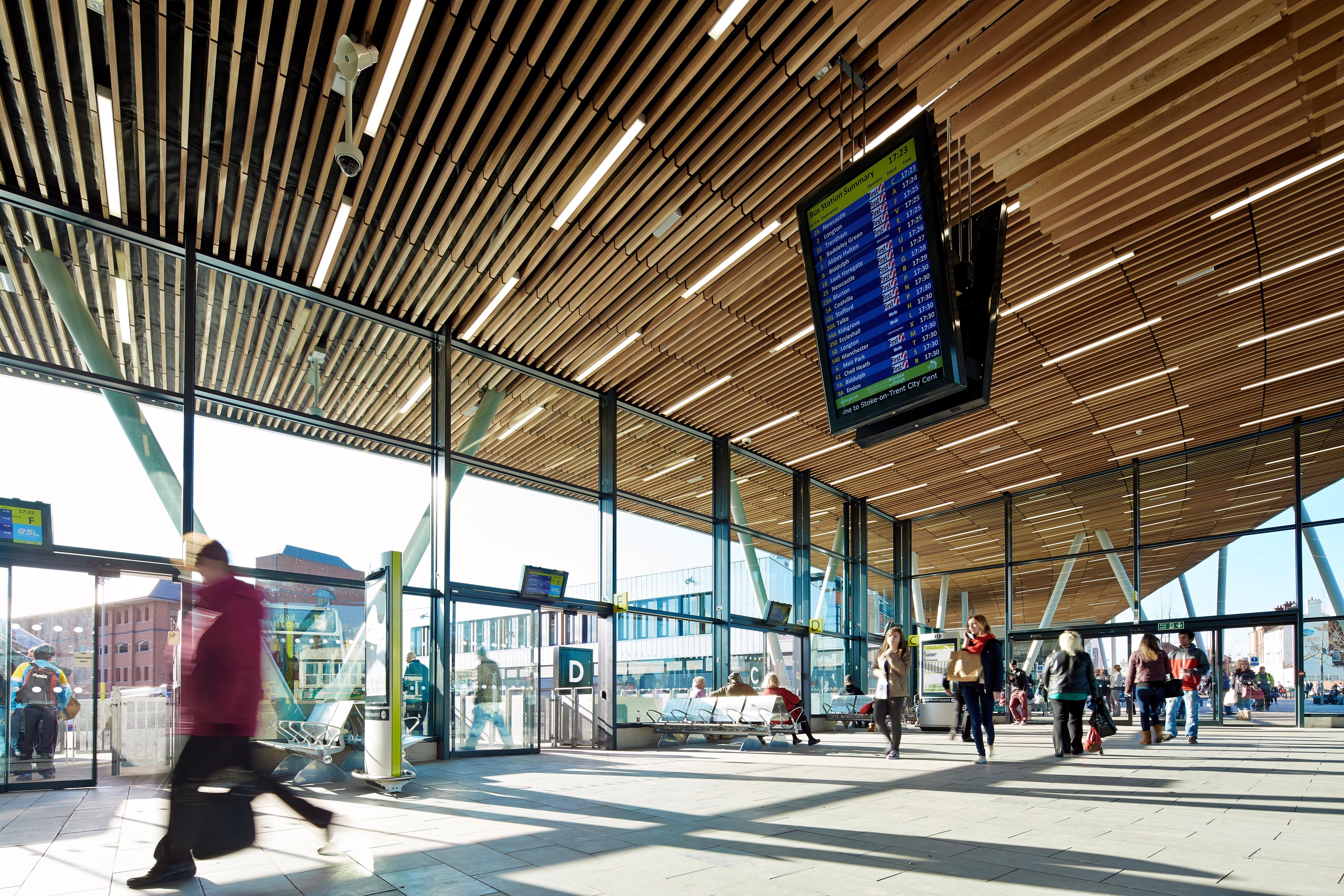 Bus Station - Stoke on Trent