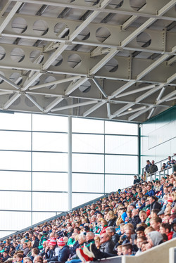 Leicester Tigers New Stand 8