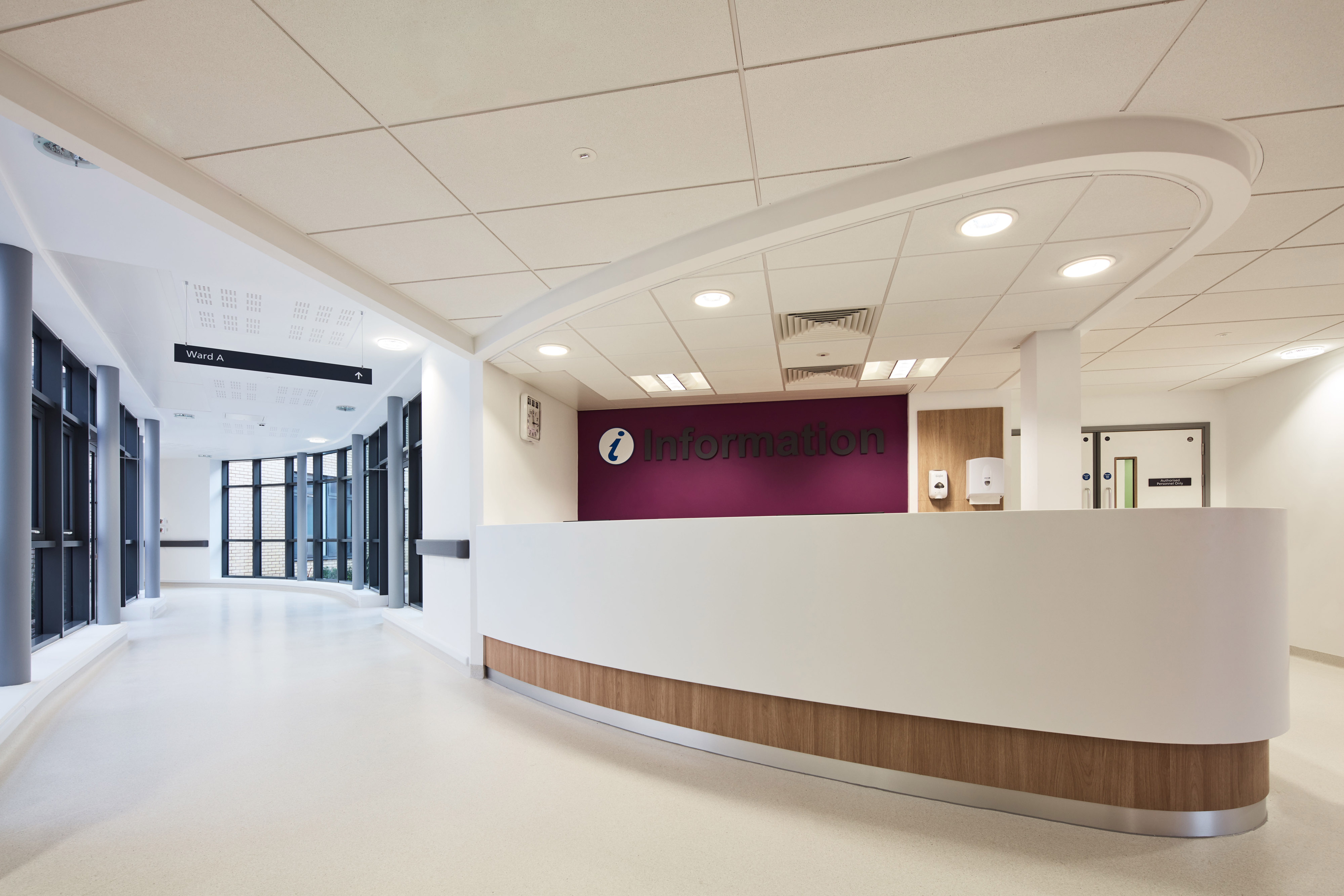 Wrightington Hospital 8937