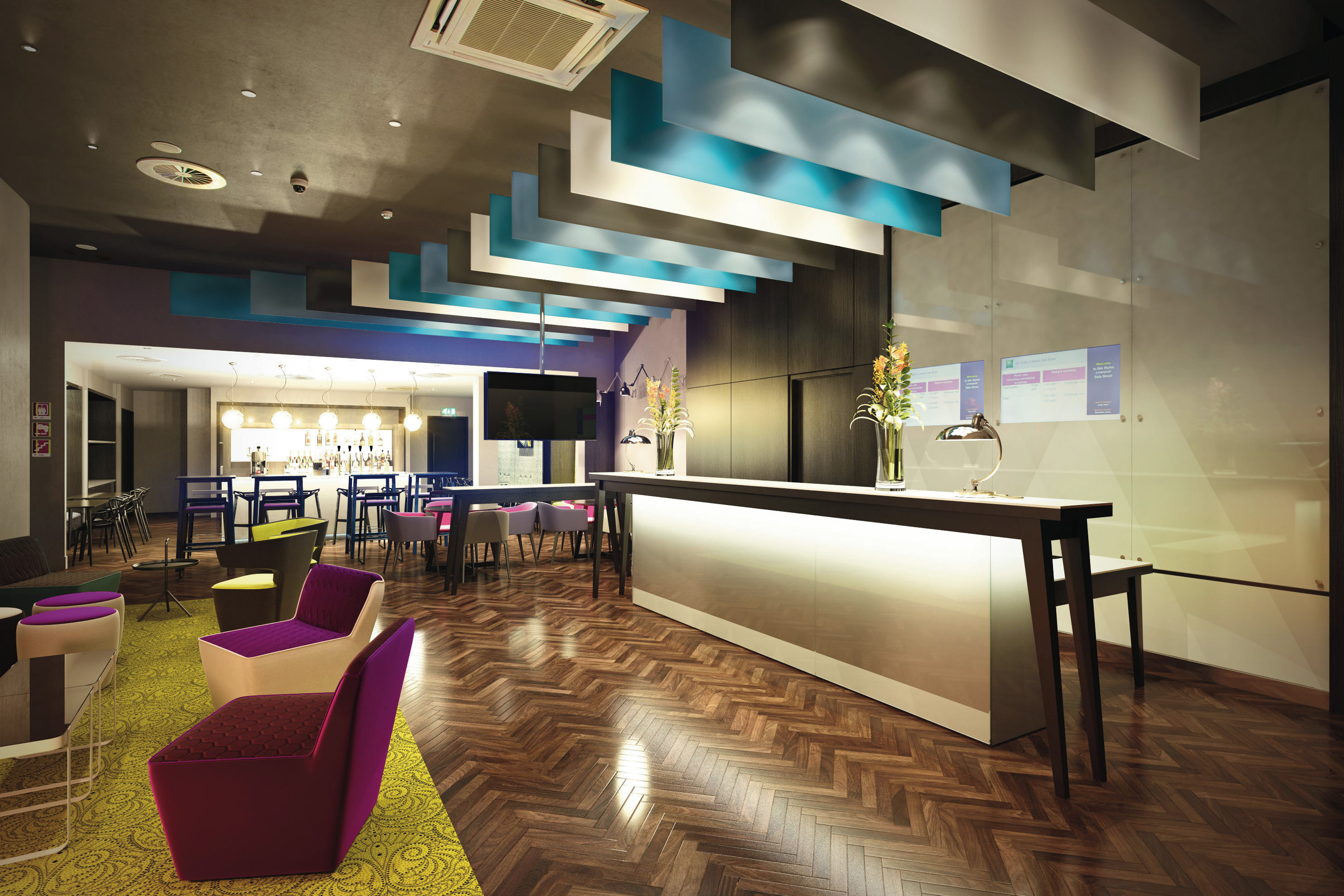 Ibis Style Liverpool Reception