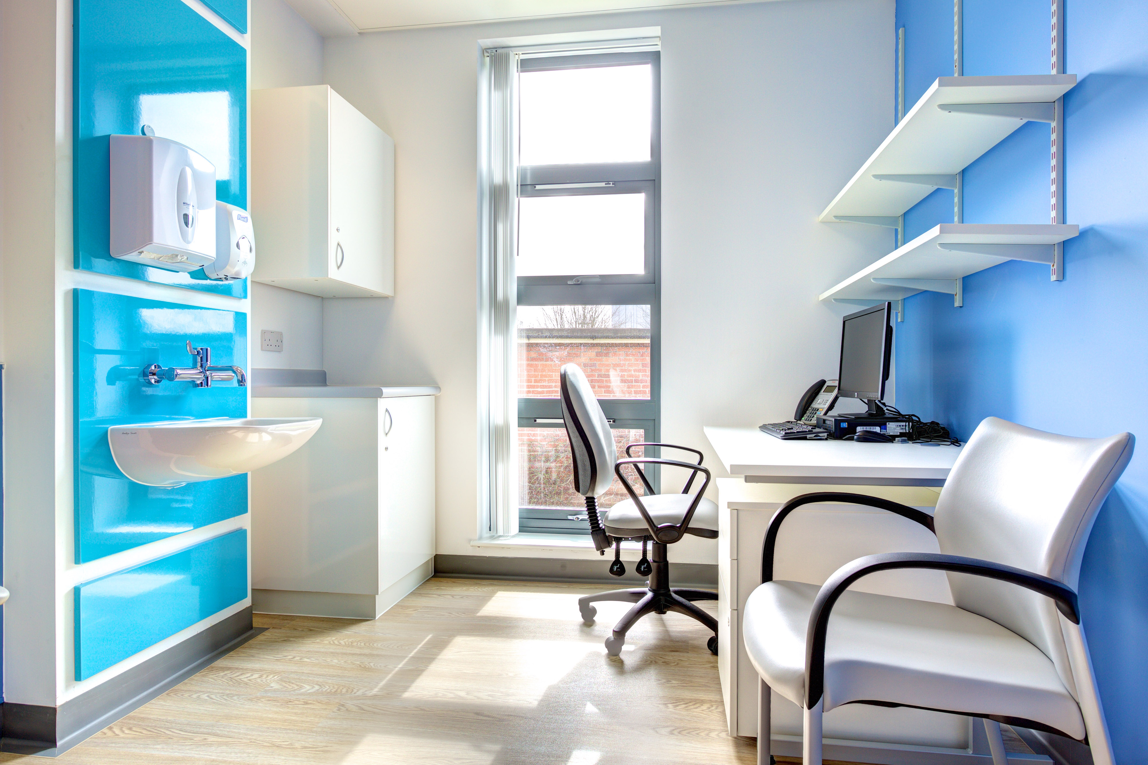 Healthcare Photography Infinite 3D 9972