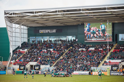 Leicester Tigers New Stand 7