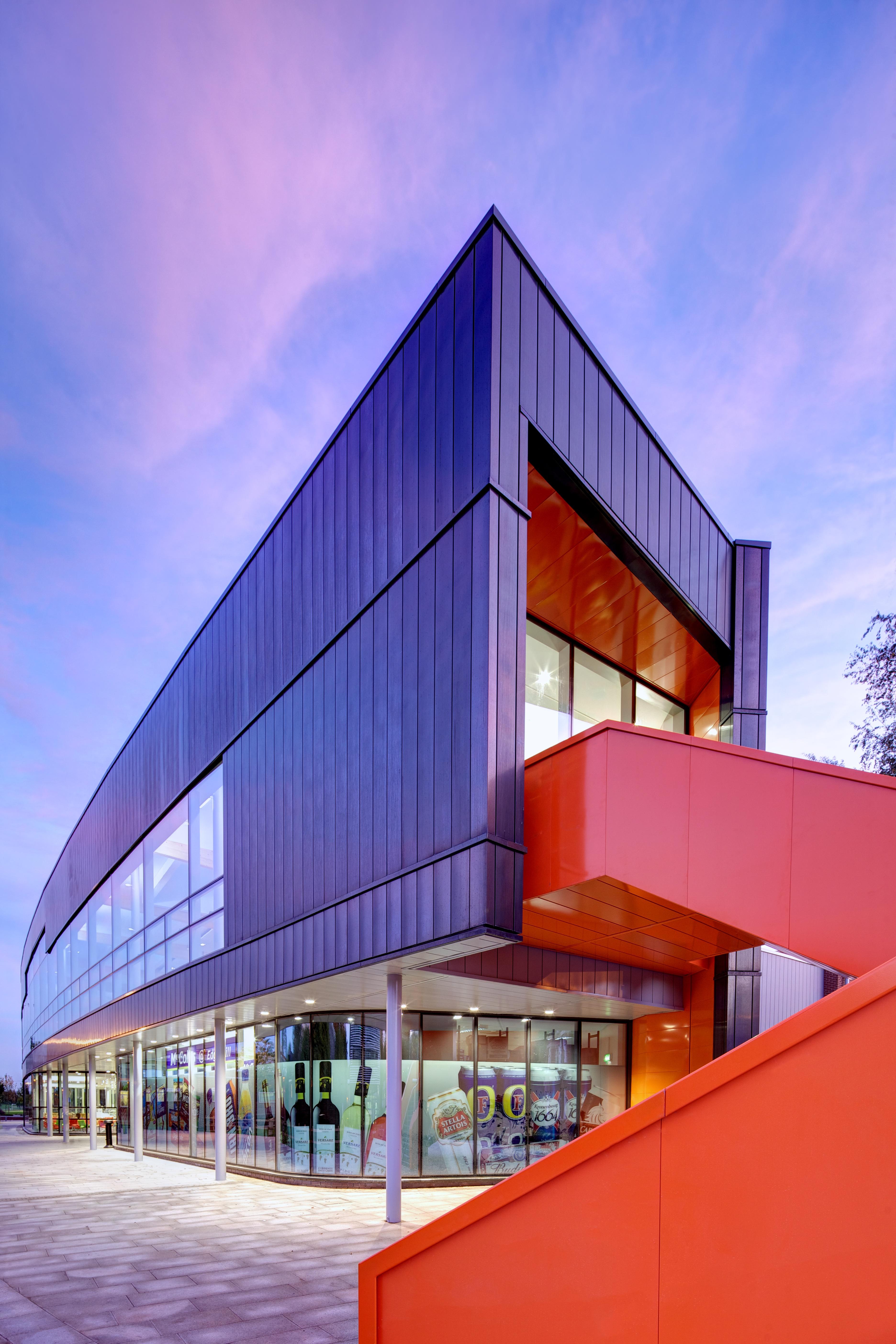 Edge Hill Uni Hub
