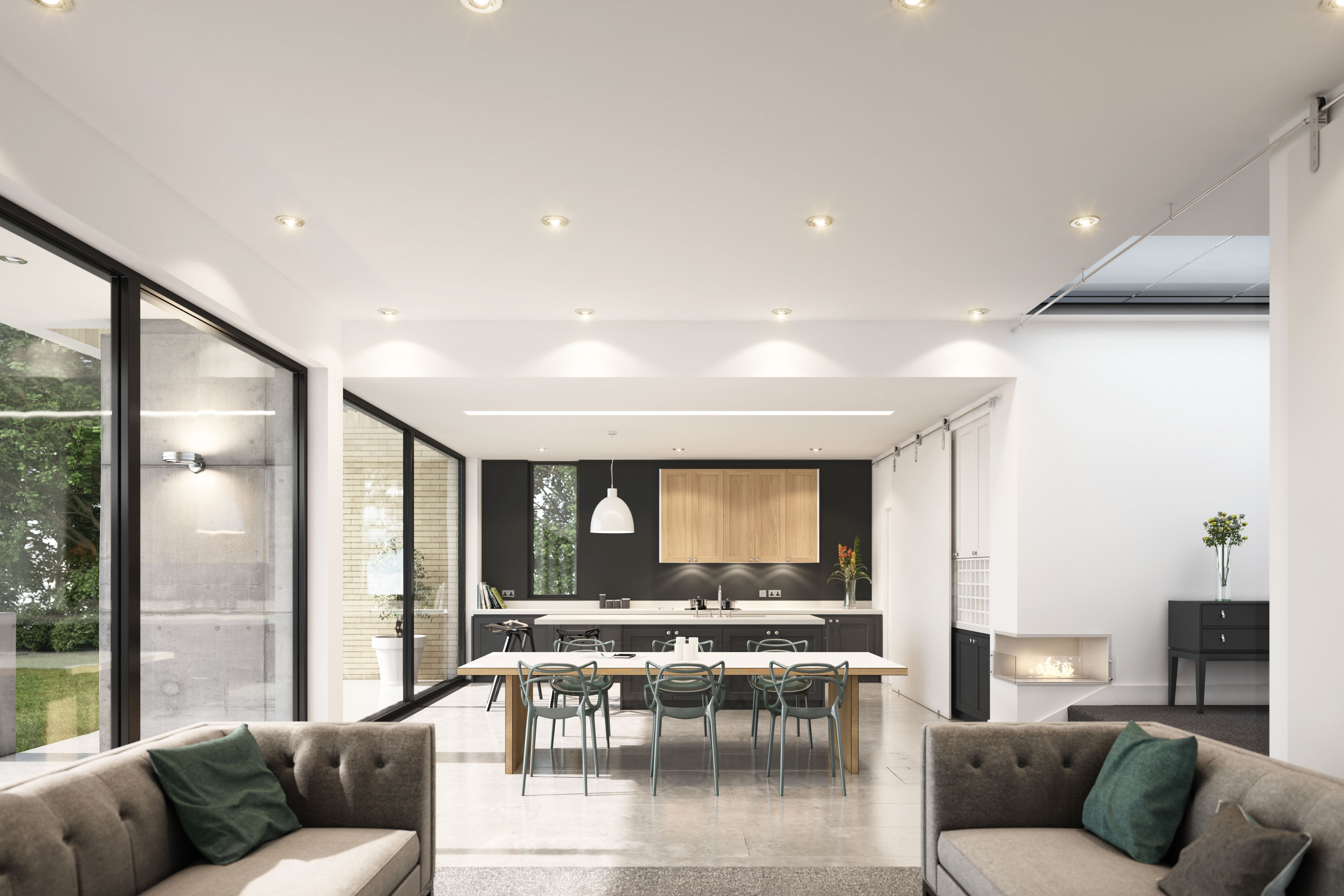 Howey Lane Internal 3D