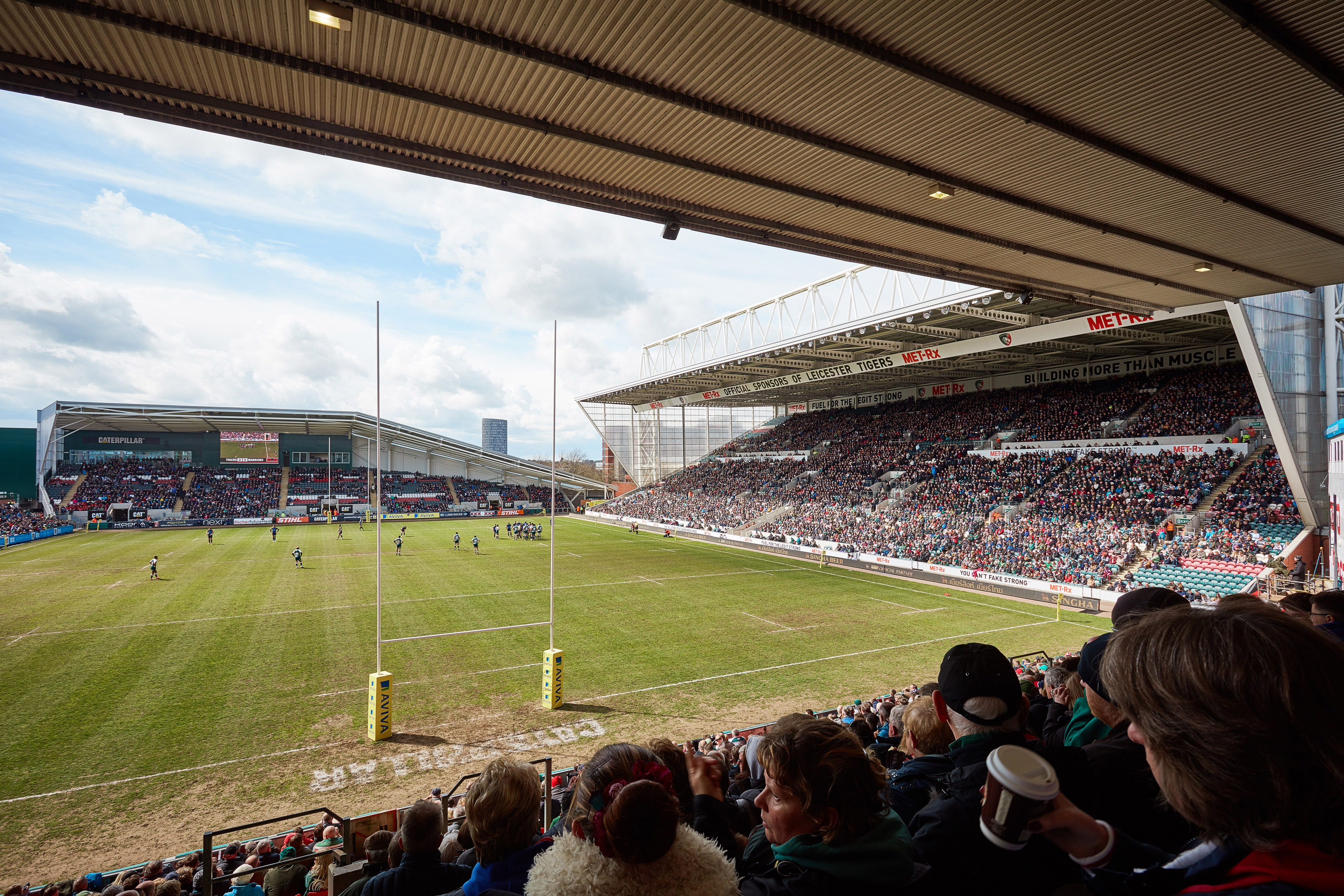 Leicester Tigers New Stand 6