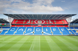 Cardiff FC New Stand