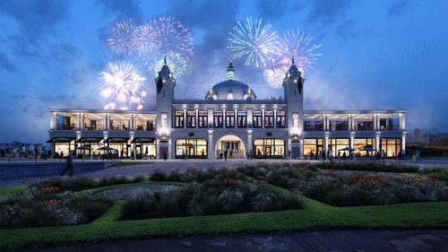 £23 million facelift for Whitley Bay's Spanish City