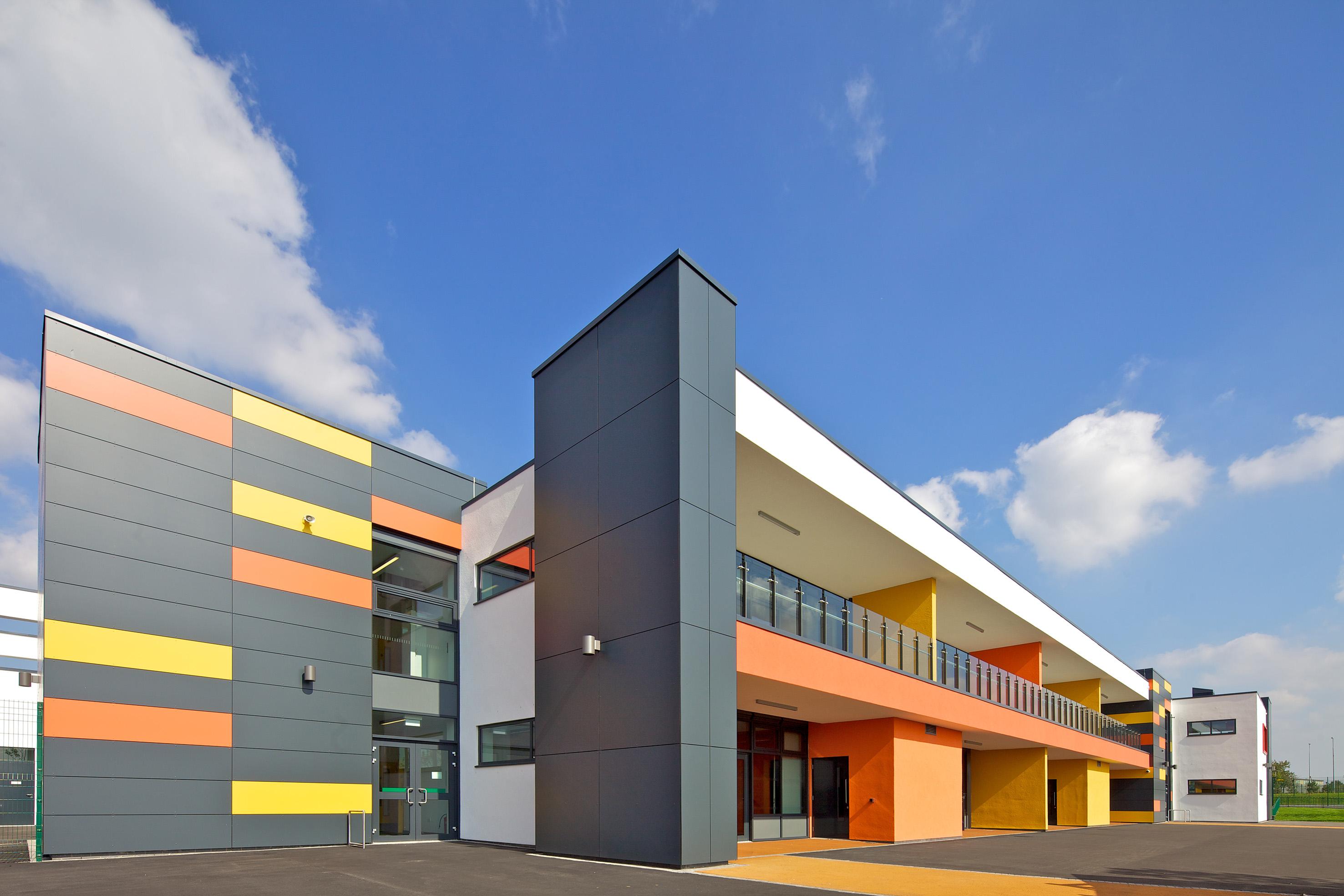 Park Brow School Liverpool