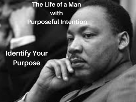 Living with Purposeful Intention
