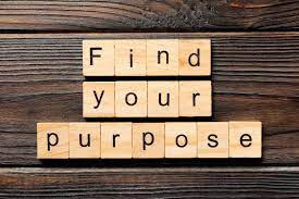 """The """"Go-Forward"""" of Your Real Purpose"""