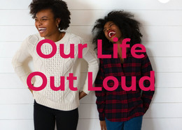 "The Women of ""Our Life Out Loud"""