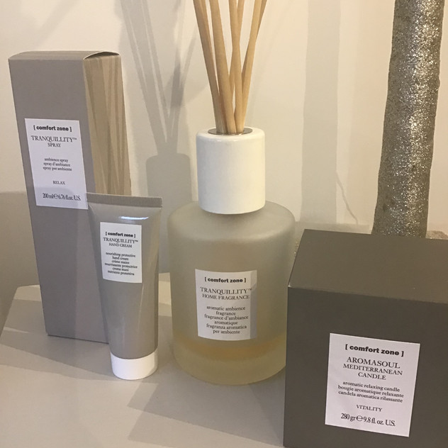Tranquility blend by Comfort Zone