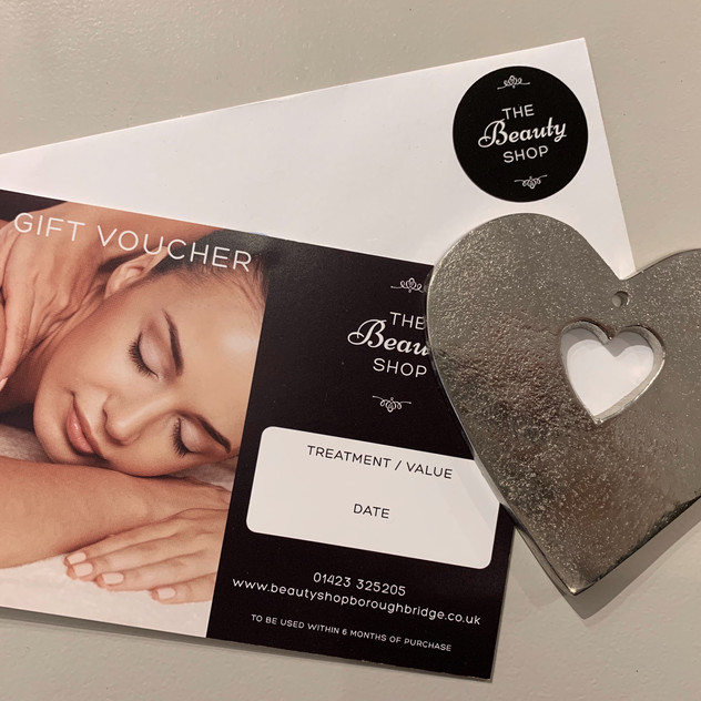 Gift Vouchers available!