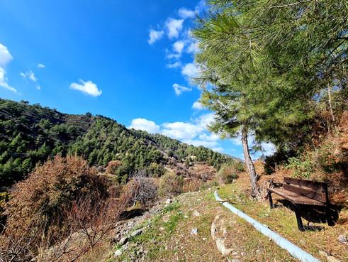 Trail Diosmides-Geratzia