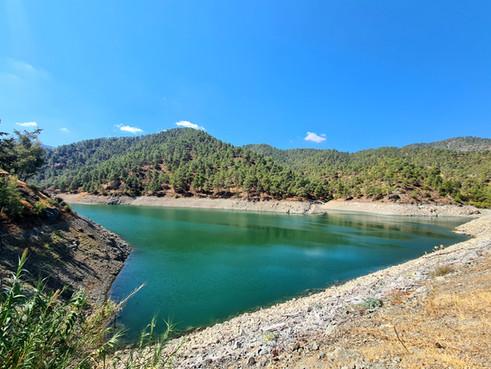 Trail Xyliatos Dam