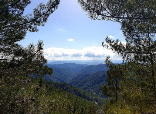 Hike from Tsakistra to Stavros tis Psokas (3 days)