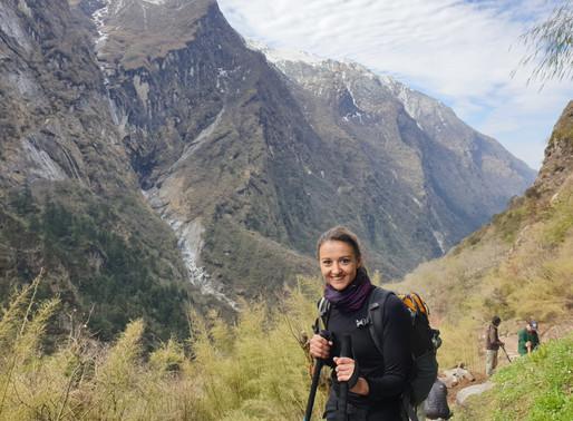 Nepal - The Annapurna Base Camp trek (Part 4)