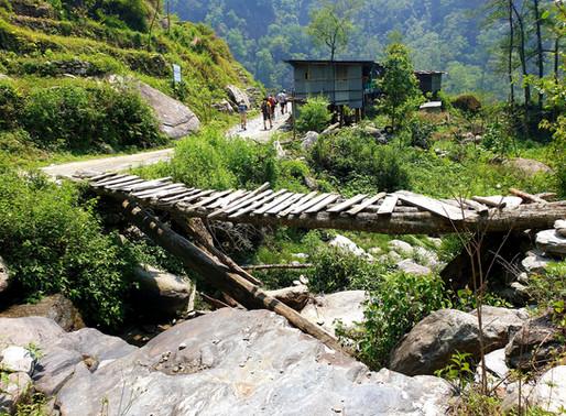 Nepal - The Annapurna Base Camp trek (Part 3)