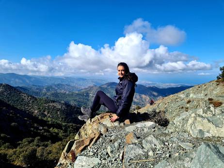 Trail Teisia tis Madaris