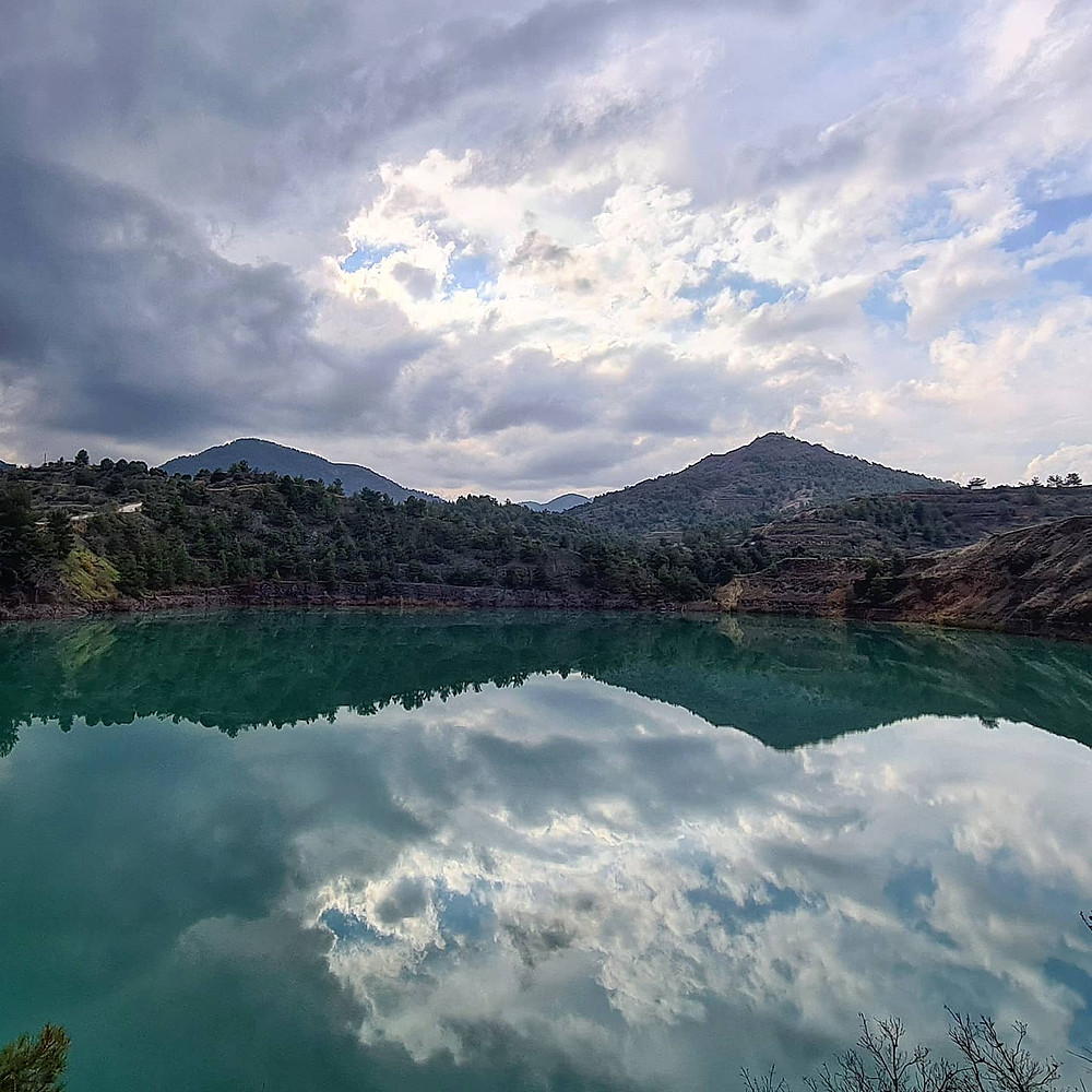 Memi Mine Lake