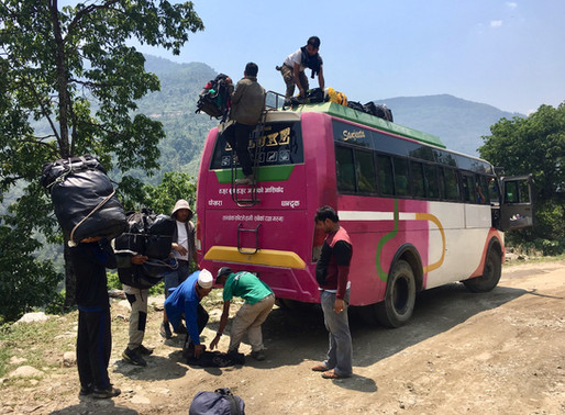 Nepal - The Annapurna Base Camp trek (Part 2)