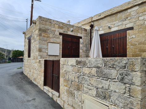 Stone House in Apsiou