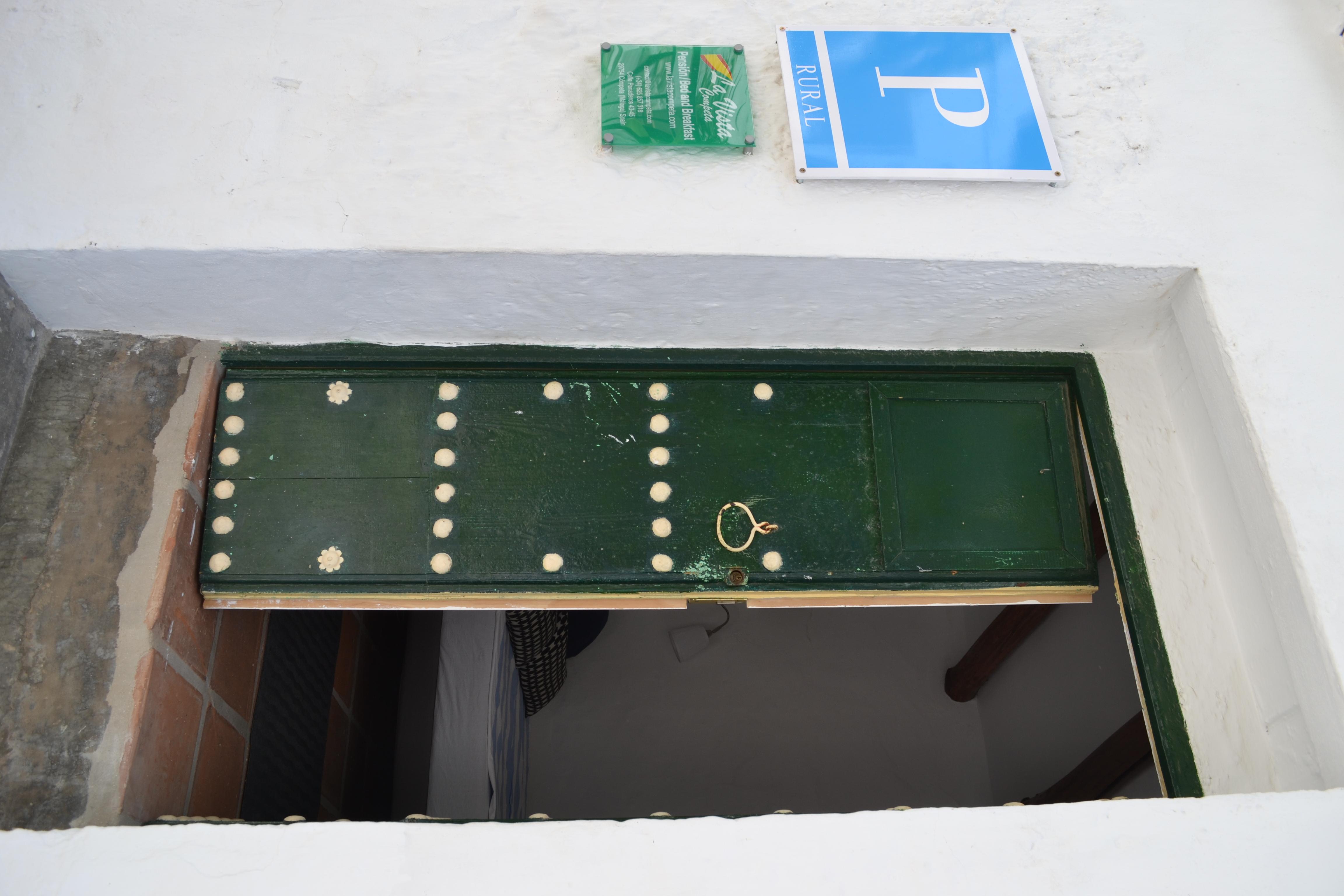 La puerta para Granada