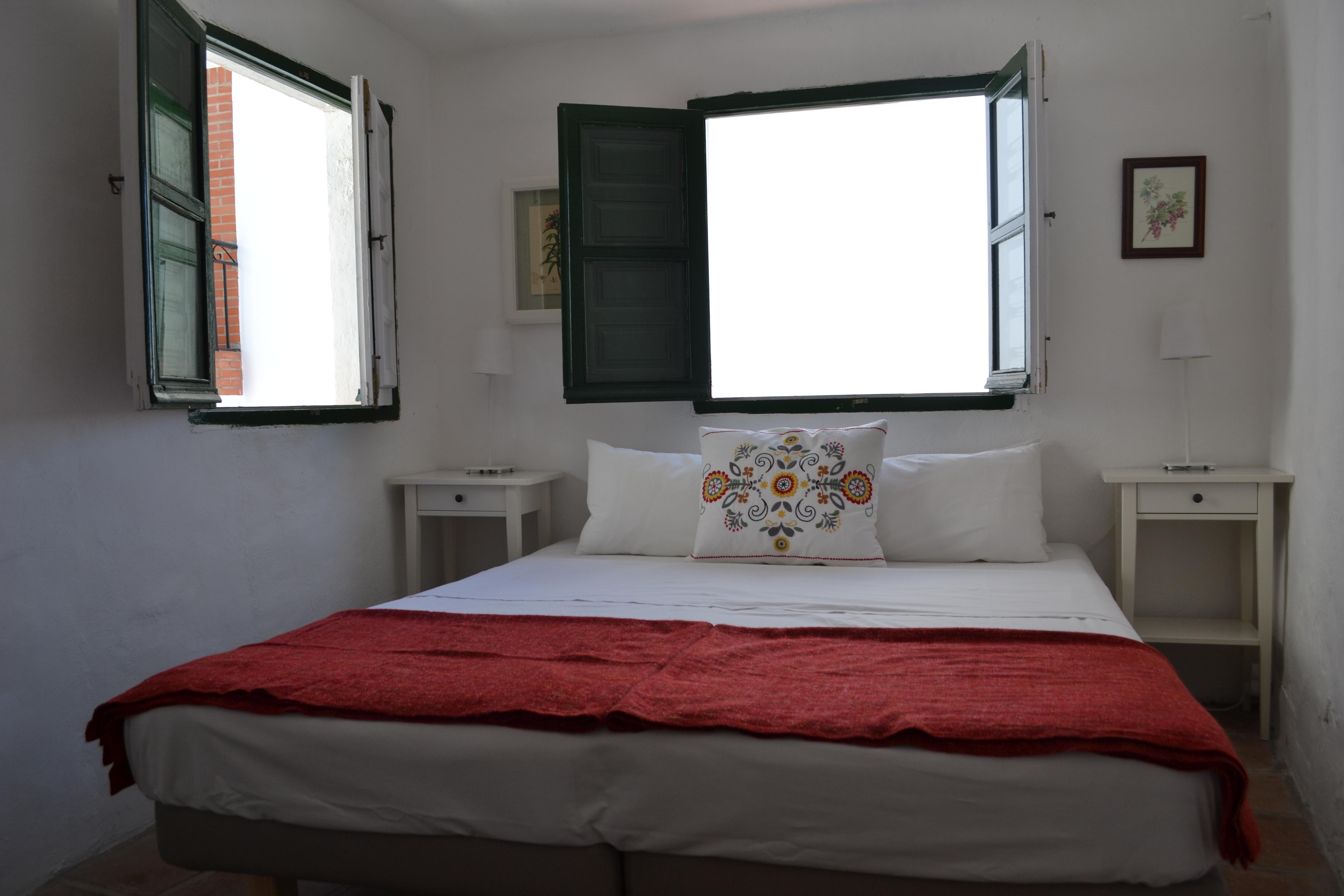 cómoda cama doble de Sevilla