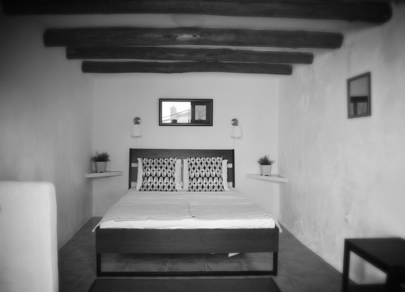 La cama Málaga . Cómpeta, Andalucía