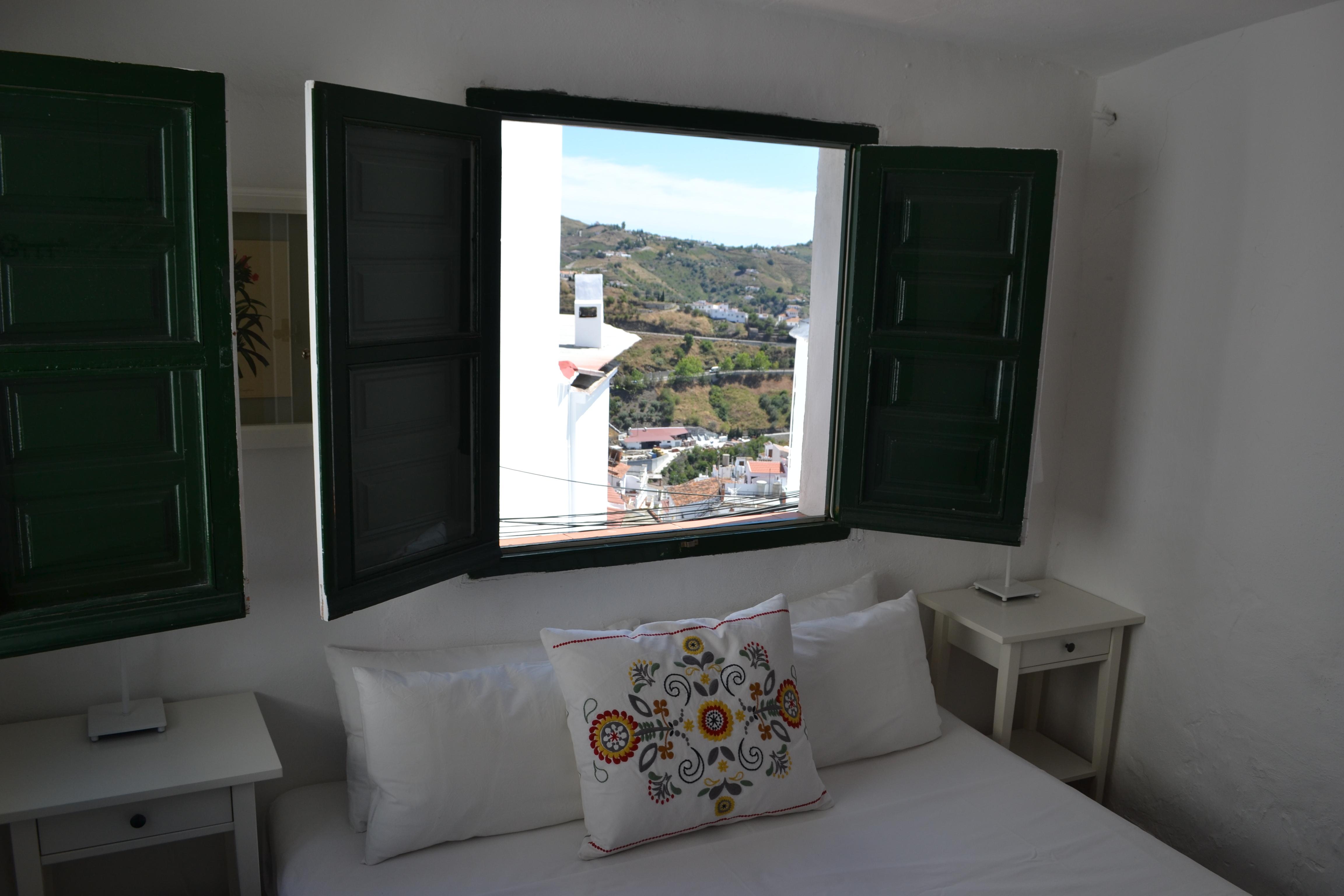 La vista de Andalucía de Sevilla