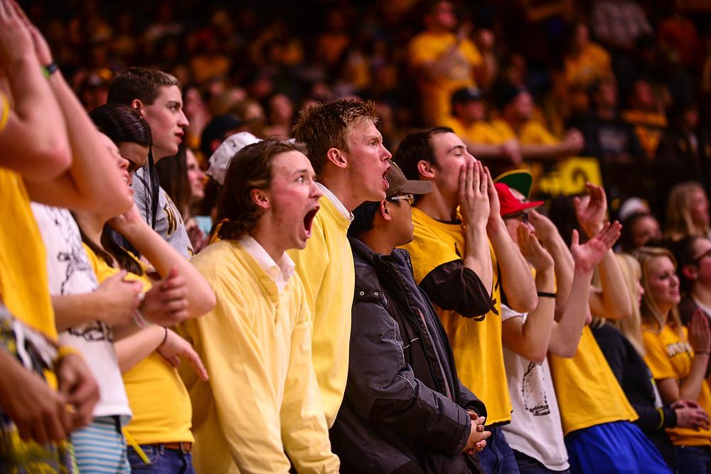 University of Wyoming Fans