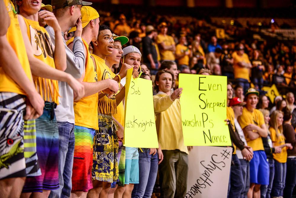 University of Wyoming ESPN