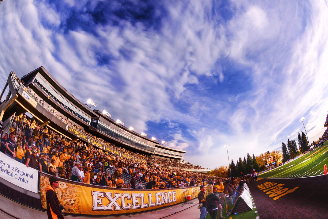 Wyoming V San Jose State