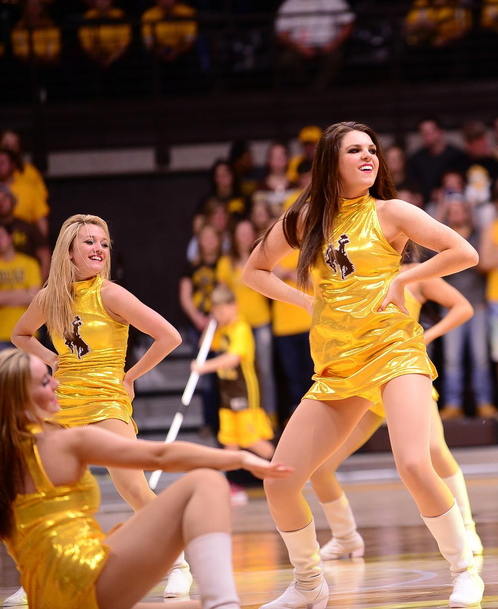 University of Wyoming Cheer