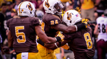 Wyoming vs Montana Football