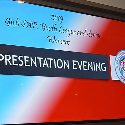 APIA Women 2019 end of season awards night