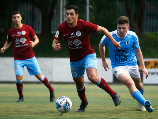 FROM PLAYING TO COACHING, D'APUZZO READY FOR GRAND FINAL CHALLENGE