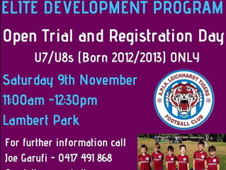 APIA EDP TRIAL DATES