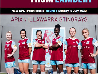 LADIES FROM LAMBERT MATCH GUIDE