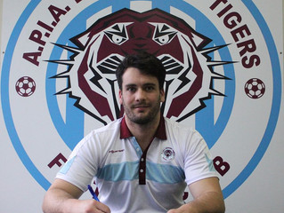 Luke Turnbull Signs with APIA