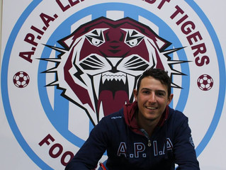 Josh Symons Signs with APIA
