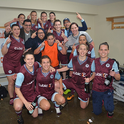 APIA First Grade Womens Minor Premiers