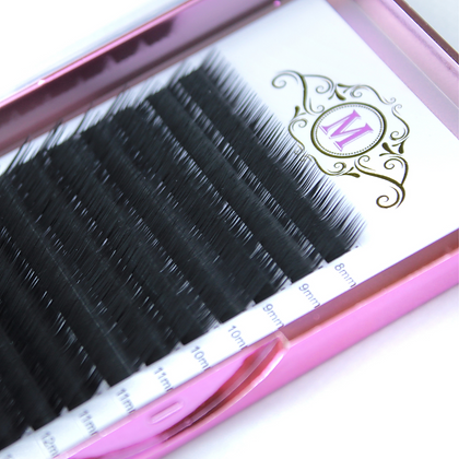 Mink Lashes Curl L Mix