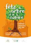 Affiche de la Fête de l'arbre du Château Carneville