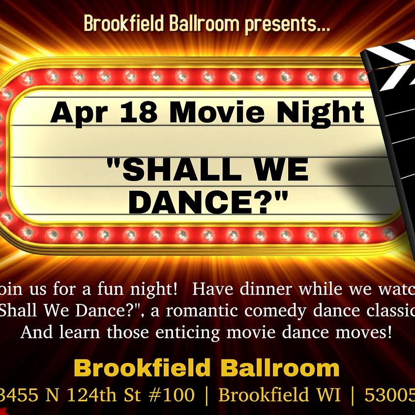 Sat, 4/18 Movie Night