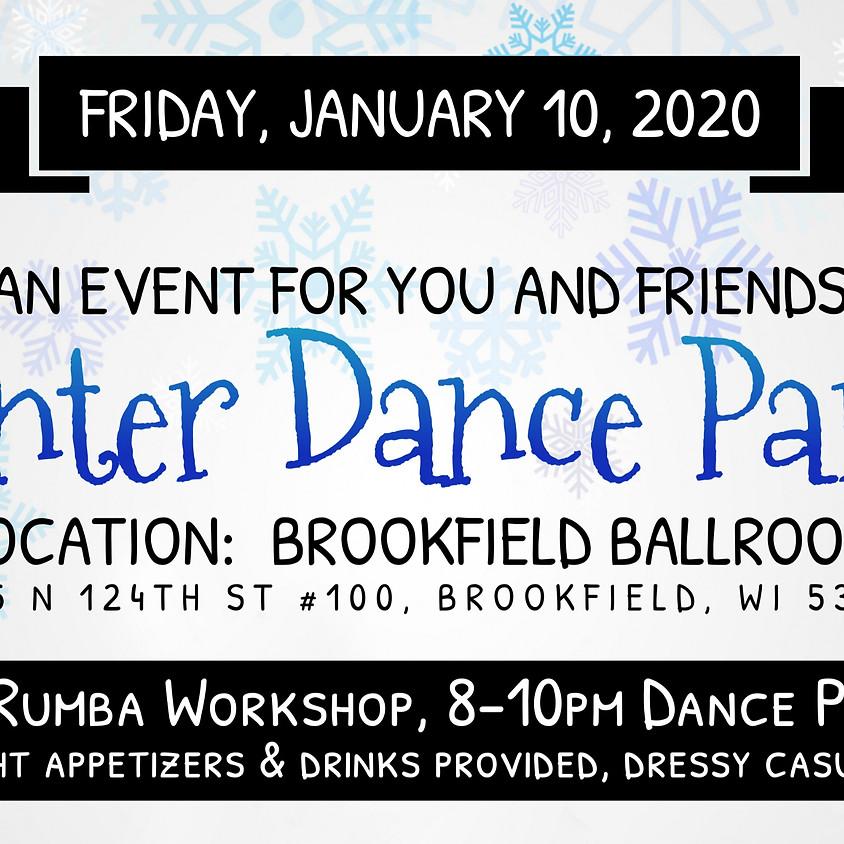 Fri, 1/10 Winter Dance Party