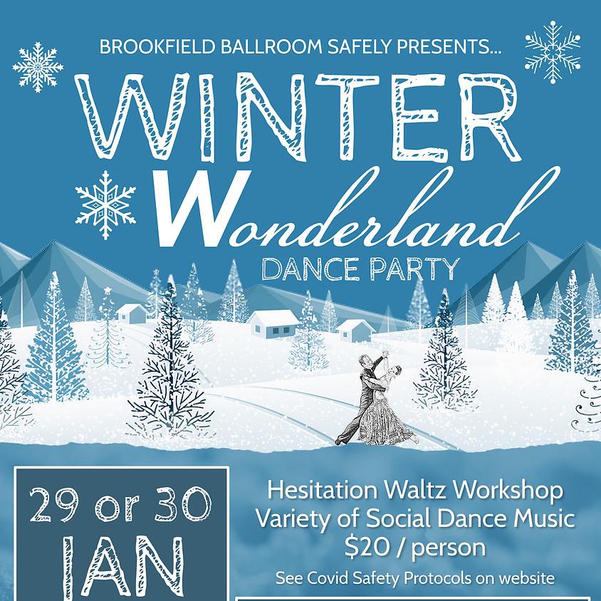 Jan 30 Winter Wonderland Event