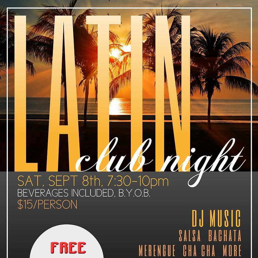 Latin Club Night